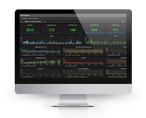 FXCloud Watch Dashboard